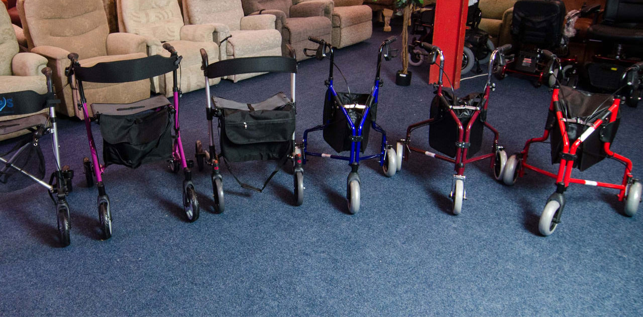 Glenmore Mobility Walkers